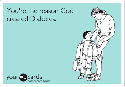 You're the reason God