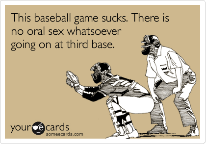 What is third base sexually