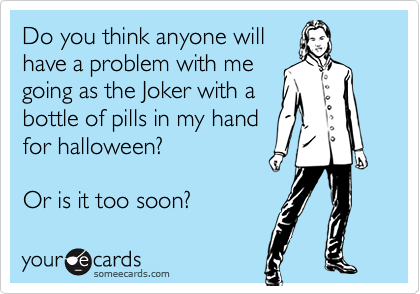 Do you think anyone will