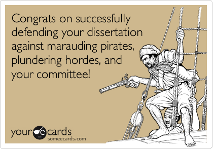 Congrats on successfully