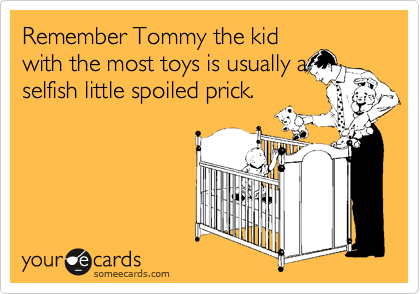 Remember Tommy the kid