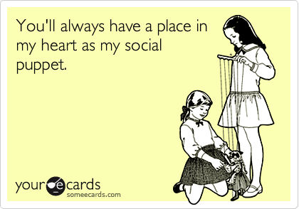 You'll always have a place in