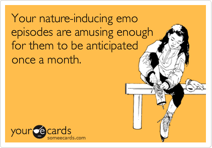 Your nature-inducing emo