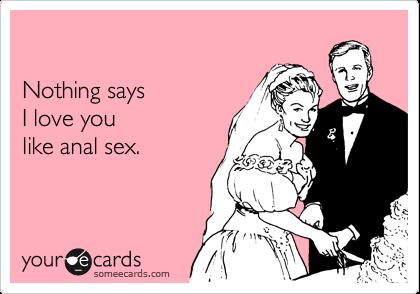 Do men like anal sex over vaginal sex?