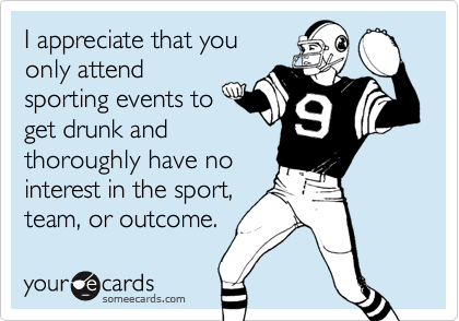 I appreciate that you