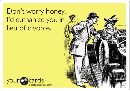 Don't worry honey,