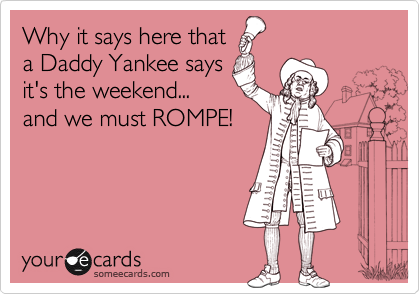 Why it says here that
