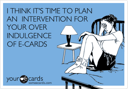 I THINK IT'S TIME TO PLAN
