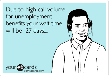 Due to high call volume