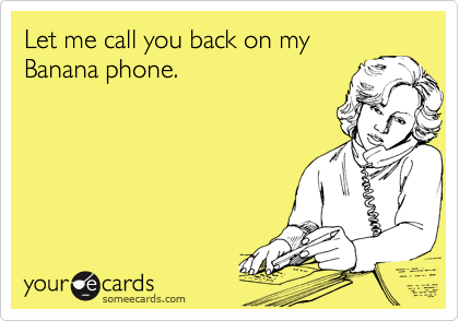 Let me call you back on my