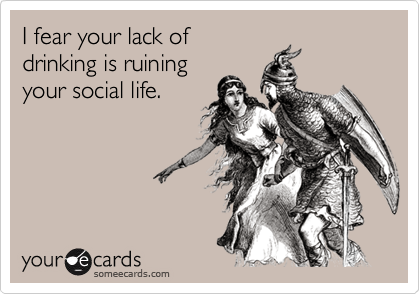 I fear your lack of 