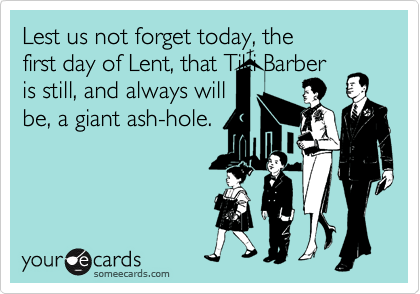 Lest us not forget today, the