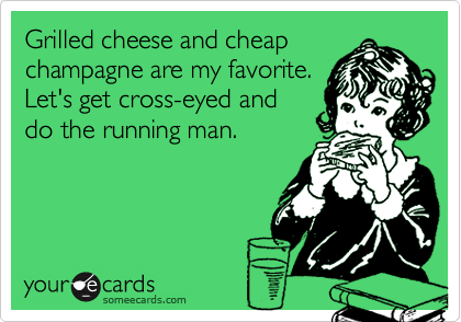 Grilled cheese and cheap