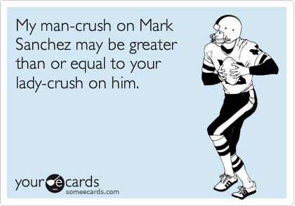 My man-crush on Mark 