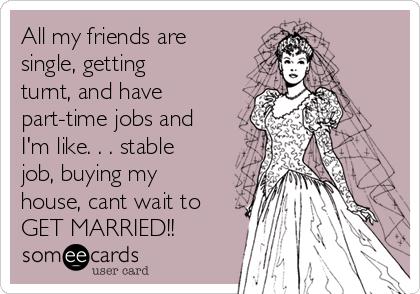 Single e friends