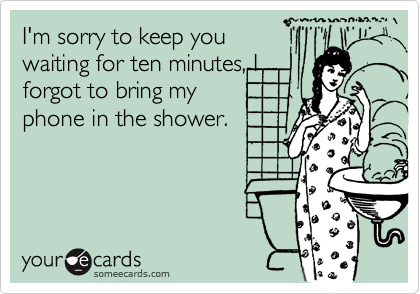 I'm sorry to keep you