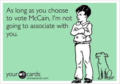 As long as you choose
