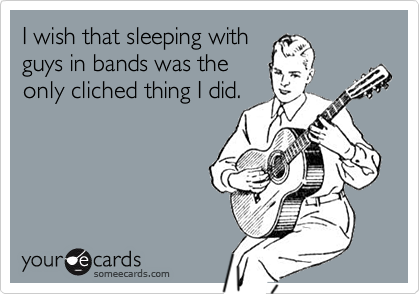 I wish that sleeping with