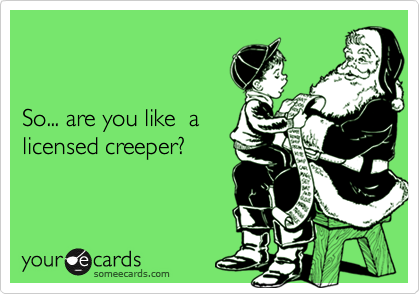 So... are you like  a