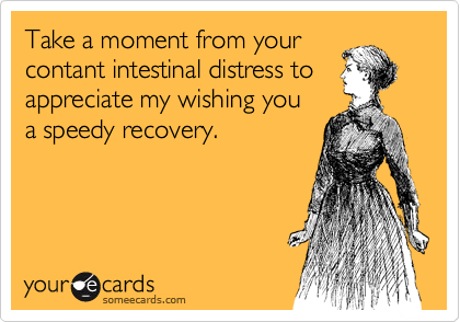 Take a moment from your