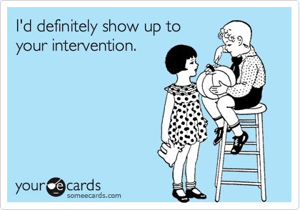 I'd definitely show up to
