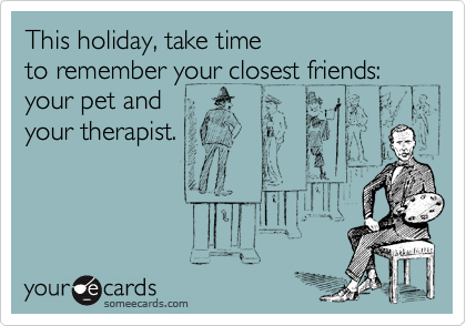 This holiday, take time 