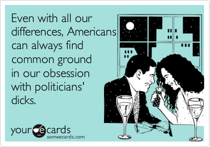 Even with all our
