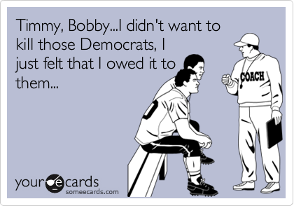 Timmy, Bobby...I didn't want to
