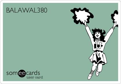 BALAWAL380
