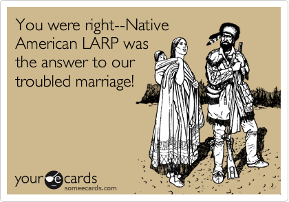 You were right--Native