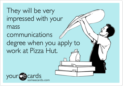 They will be very