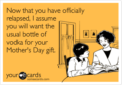 Now that you have officially