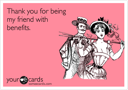 How to get over a friend with benefits