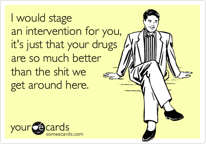 I would stage
