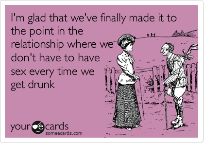 I'm glad that we've finally made it to the point in the