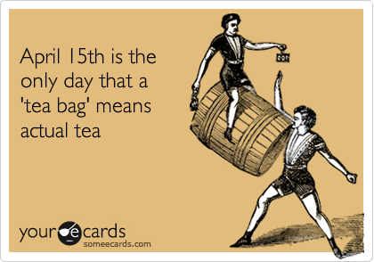 April 15th is the