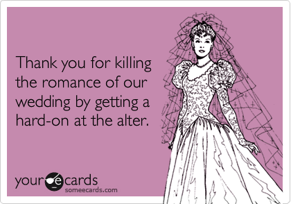 Thank you for killing