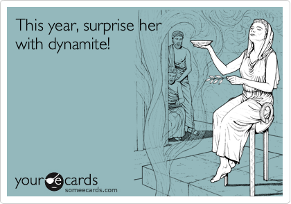 This year, surprise her