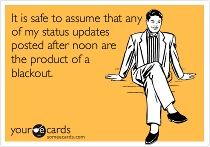 It is safe to assume that any