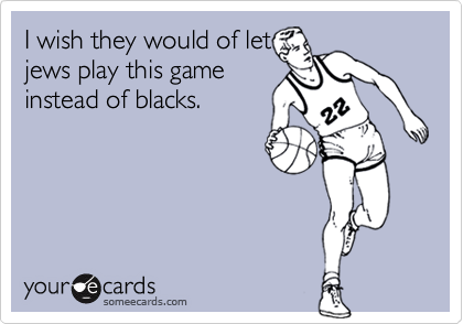 I wish they would of let