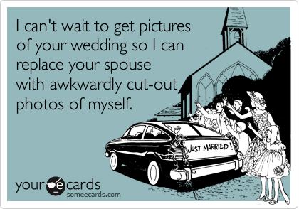 I can't wait to get pictures