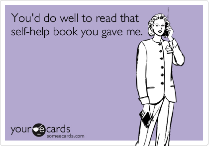 You'd do well to read that