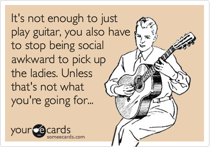 It's not enough to just