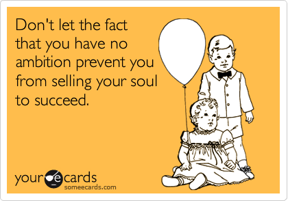 Don't let the fact