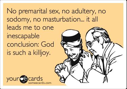 conclusion about premarital sex
