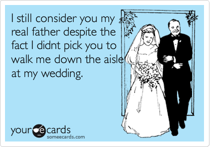 I still consider you my