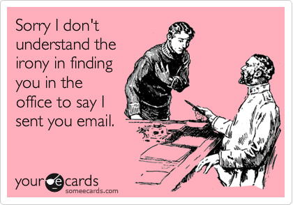 Sorry I don't