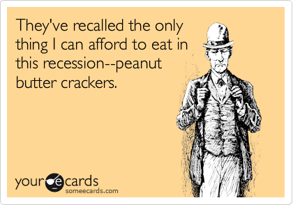 They've recalled the only