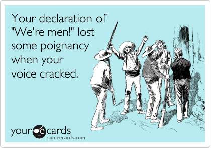 Your declaration of