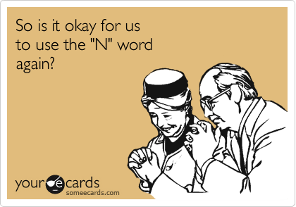 So is it okay for us